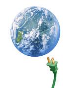 Monica Schroeder - Unplugged Earth