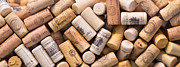 Bottle Cap Collection Posters - Unsorted corks Poster by Stephan Stockinger