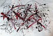 Vanessa Carpenter - Untitled Pollock Inspired