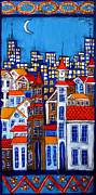 Karl Haglund - Untitled Swedish Folk Art