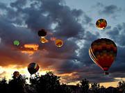Glenn McCarthy - Up Up and Away - Hot Air Balloons