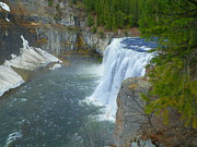 Photography Moments - Sandi - Upper Mesa Falls - Snake...