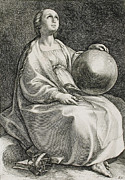 Los Angeles County Museum - Urania Greek Muse of Astronomy