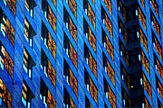Jim Wright Acrylic Prints - Urban abstract 4 Acrylic Print by Jim Wright