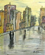 Brinkman Artworks - Urban Color