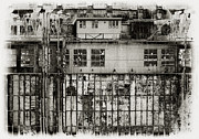 Factory Photo Originals - Urban Derelict by Christopher Williams