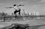James Brunker - Urban flight 1