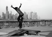 James Brunker - Urban flight 2
