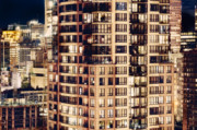 Night Scenes Photo Originals - Urban Living DCLXXIV by Amyn Nasser by Amyn Nasser