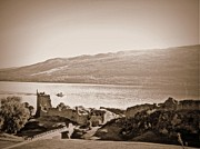 Bill Lighterness - Urquhart Castle and Loch...