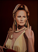 Acapulco Prints - Ursula Andress Print by Paul  Meijering