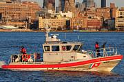 U.s. Coast Guard - Always Ready Print by Paul Ward