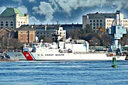 Barbara S Nickerson - US Coast Guard