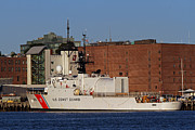 Juergen Roth - US Coast Guard Cutter Seneca