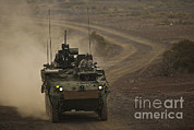 Featured Art - U.s. Soldiers Return From The Firing by Stocktrek Images