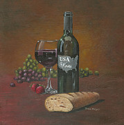 Terri  Meyer - USA Wine