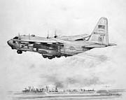 Jim Hubbard - USAF AC-130 Hercules Gunship