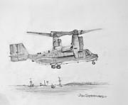Jim Hubbard - USAF OspreyTilt Rotor Aircraft CV-22