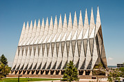 Sue Smith - Air Force Academy Chapel