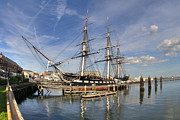 Warships Photos - USS Constitution 2 by Joann Vitali