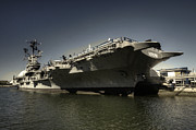 Intrepid Prints - USS Intrepid  Print by Rob Hawkins