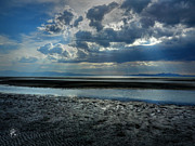 Terminal Photos - Utah - Great Salt Lake 002 by Lance Vaughn