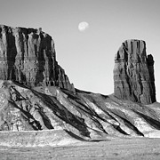 National Parks Art - Utah Outback 21 by Mike McGlothlen
