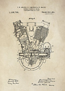 Daniel Hagerman - V-twin Combustion Engine...