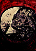 Sith Paintings - Vader  by Ryno Worm  Tattoos