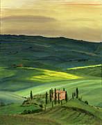 Val D II Print by Cecilia  Brendel