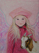 The Art With A Heart By Charlotte Phillips - Valentina Little Angel...