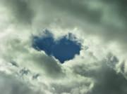 Valentine's Day - Heart Shape Print by Daliana Pacuraru
