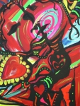 Lorinda Fore Art - Valentines Day by Lorinda Fore and Tony Lima