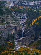 Raymond Salani III - Valhalla Canyon in the Fall