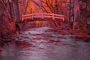 Michael Porchik - Valley Creek Bridge in...