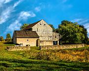 Nick Zelinsky - Valley Forge Barn