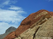 Valley Of Fire 2 Print by Christopher Fridley