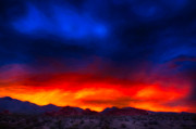 Doug Sturgess - Valley of Fire Sunset