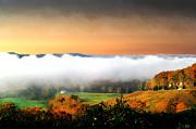 Randall Branham - Valley of Fog Cedar Grove IN