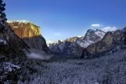 Yosemite Posters - Valley of Grace - Landscape Photography Poster by Laria Saunders