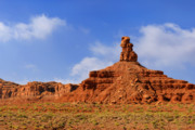 Valley Of The Gods Utah Print by Christine Till