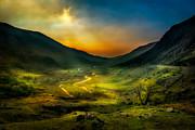 Adrian Evans - Valley Shadows