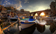 Des Photo Framed Prints - Vallon des Auffes Framed Print by Karim SAARI