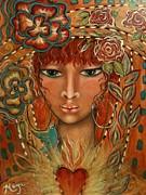 Valor Print by Maya Telford