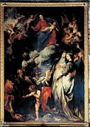 Van Dyck Anton O Antoon, Madonna Print by Everett