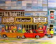 Michael Litvack - Van Horne Theatre 1964