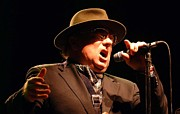 Morrison Prints - Van Morrison Print by Sanely Great