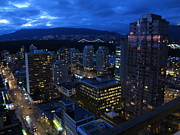 Pamela Funk - Vancouver City Lights in...
