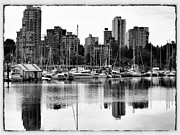 Vancouver Waterfront II Print by Jim Nelson