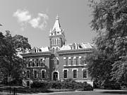 Vanderbilt University Benson Hall Print by University Icons